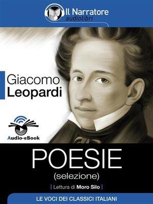 cover image of Poesie (selezione) (Audio-eBook)