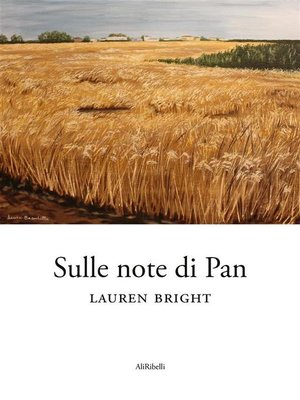 cover image of Sulle note di Pan