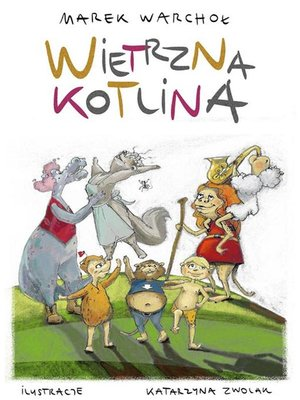 cover image of Wietrzna kotlina