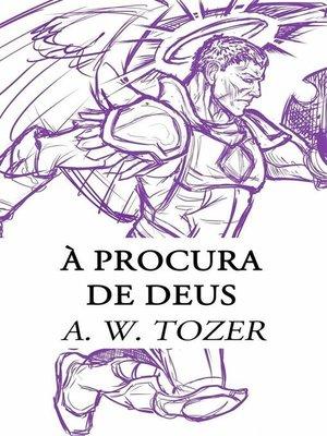 cover image of À Procura De Deus