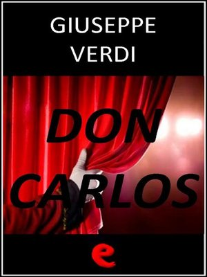 cover image of Don Carlos