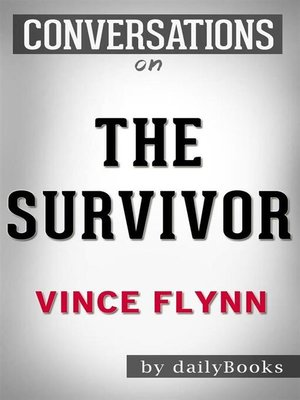 cover image of The Survivor--by Vince Flynn​​​​​​​