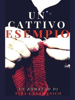 cover image of Un cattivo esempio