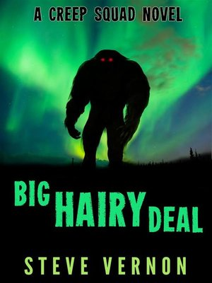 cover image of Big Hairy Deal (Bigfoot Tales, #2)