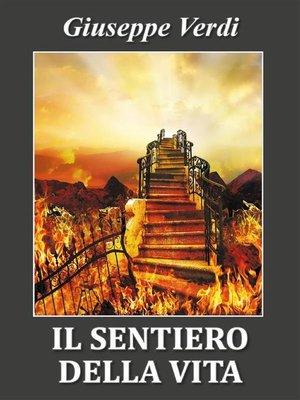 cover image of Il sentiero della vita