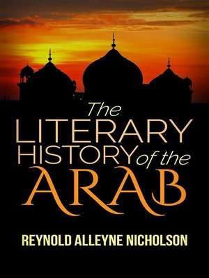 cover image of The Literary History of the Arab