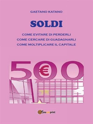 cover image of Soldi