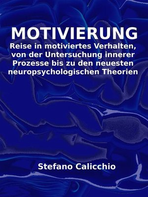 cover image of Motivierung