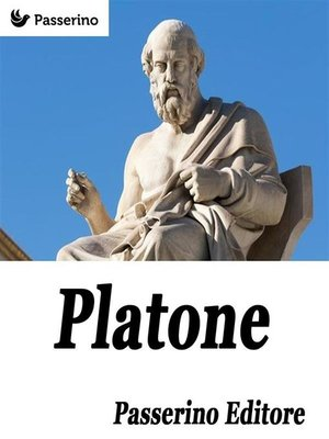 cover image of Platone