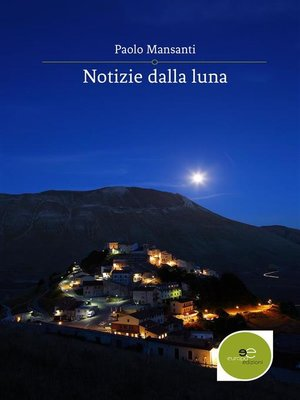 cover image of Notizie dalla luna