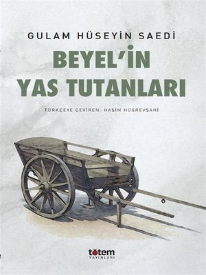 cover image of Beyelı'in Yas Tutanları