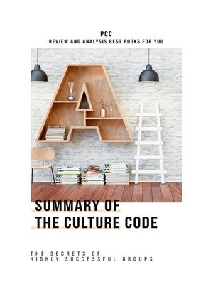 cover image of Summary of the Culture Code