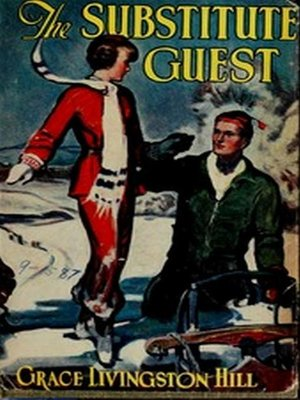 cover image of The Substitute Guest