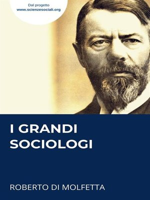 cover image of I Grandi Sociologi