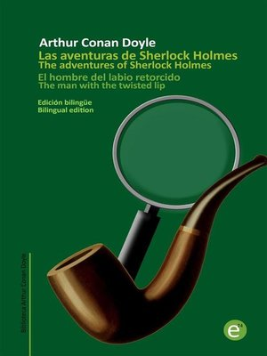 cover image of El hombre del labio retorcido/The man with the twisted lip
