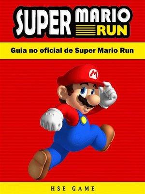cover image of Guia No Oficial De Super Mario Run