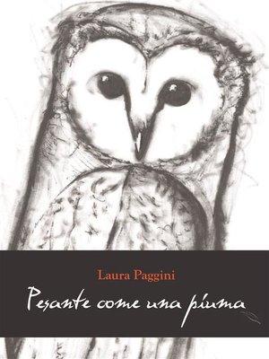 cover image of Pesante come una piuma