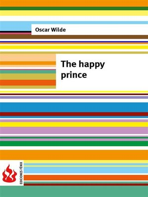 cover image of The Happy Prince (low cost)
