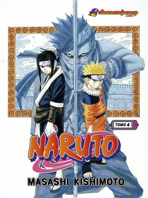 cover image of Naruto 4