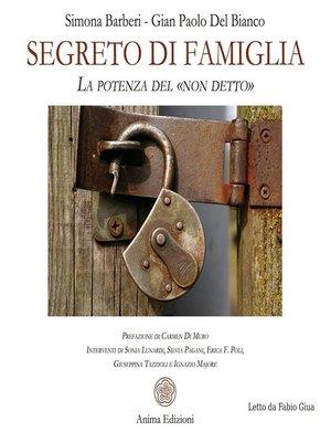 cover image of Segreto Di Famiglia