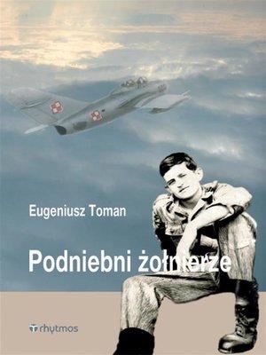 cover image of Podniebni żołnierze