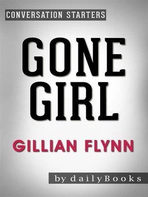 cover image of Gone Girl--A Novel by Gillian Flynn