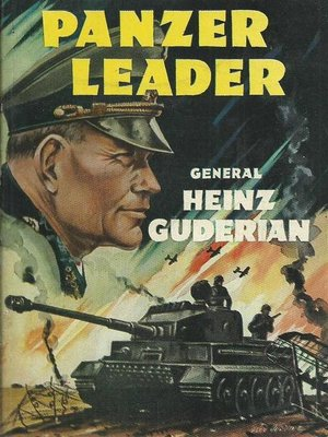 cover image of Panzer Leader