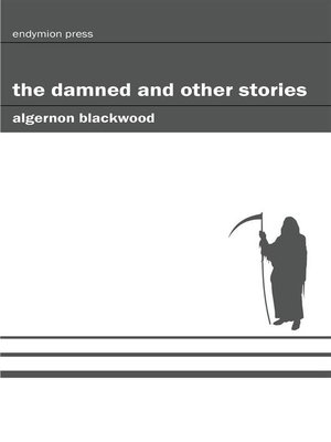 cover image of The Damned and Other Stories