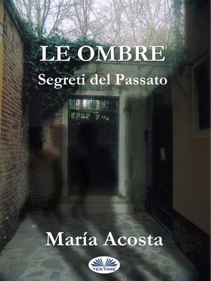 cover image of Le Ombre