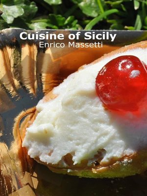 cover image of Cuisine of Sicily