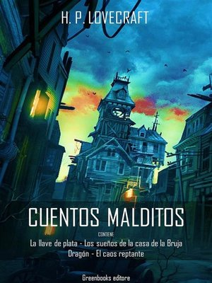 cover image of Cuentos malditos