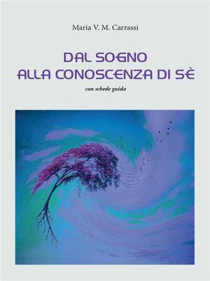 cover image of Dal sogno alla conoscenza di sè