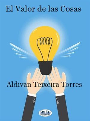 cover image of El valor de las Cosas