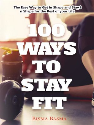 cover image of 100 Ways to stay fit