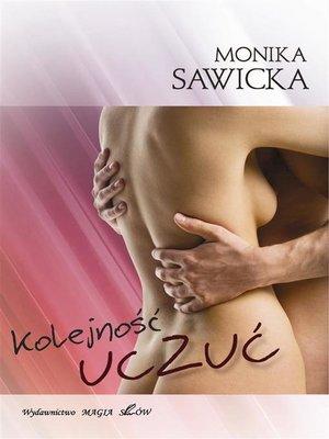 cover image of Kolejność uczuć