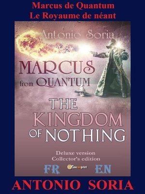 cover image of Marcus de Quantum. Le Royaume de néant (Deluxe version) Collector's Edition