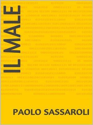 cover image of Il male