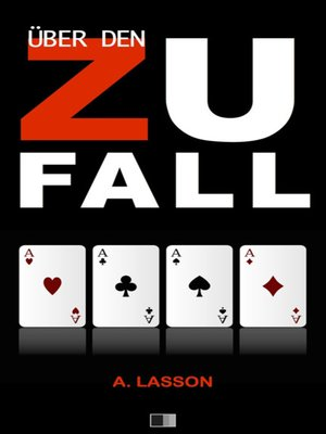 cover image of Über den Zufall