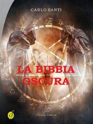 cover image of La Bibbia Oscura