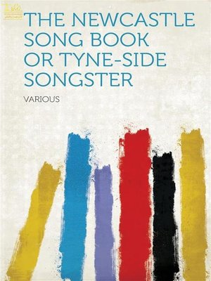 cover image of The Newcastle Song Book