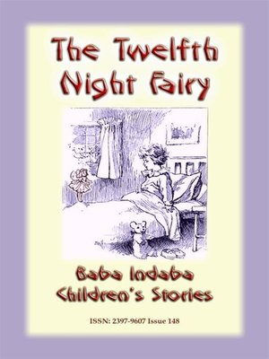 cover image of THE TWELFTH NIGHT FAIRY--A Fairy Tale