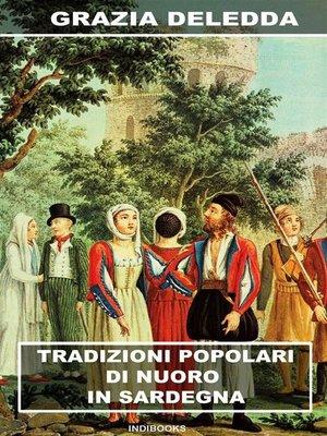cover image of Tradizioni di Nuoro in Sardegna