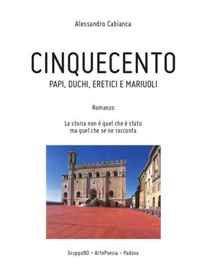 cover image of Cinquecento