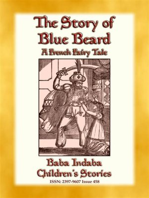 cover image of THE STORY OF BLUEBEARD--A French Fairytale