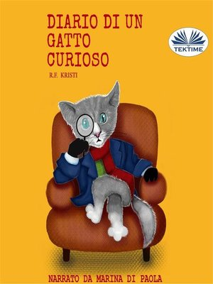 cover image of Diario Di Un Gatto Curioso