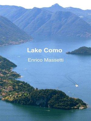 cover image of Lake Como