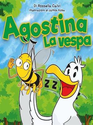cover image of Agostina, la vespa