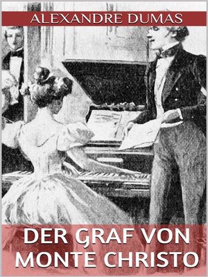 cover image of Der Graf von Monte Christo--Vierter Band (Illustriert)