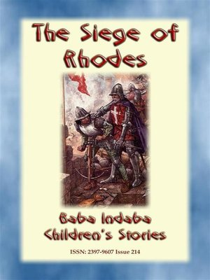 cover image of THE SIEGE OF RHODES--A True Story