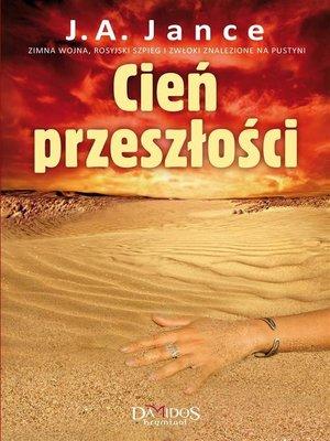 cover image of Cień przeszłości